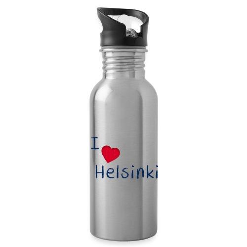 I Love Helsinki - Juomapullot