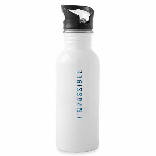 I'mpossible Waves - Water Bottle