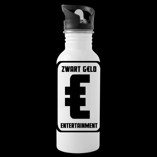 ZwartGeld Logo Sweater - Drinkfles
