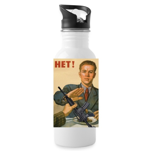 Njet M4 - Trinkflasche