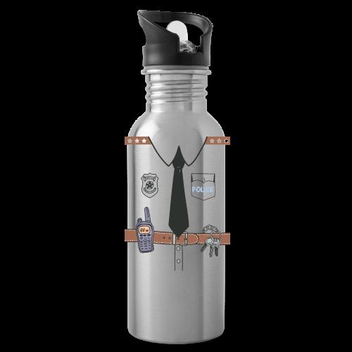 Funny Cute Uniform - Water Bottle