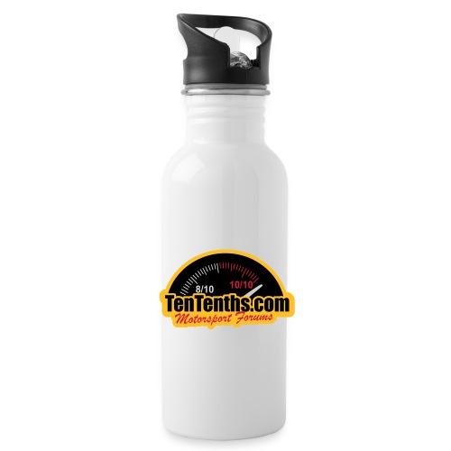 3Colour_Logo - Water Bottle