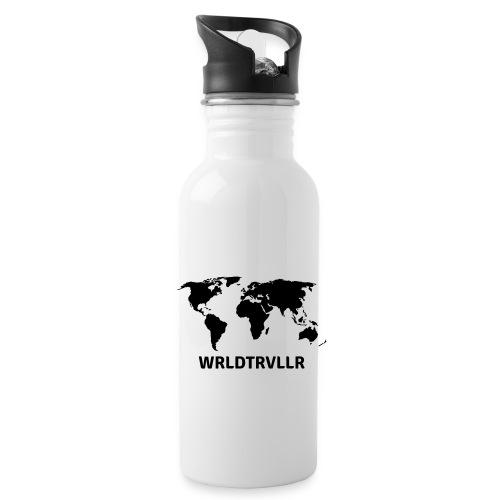 Worldtraveller - Trinkflasche
