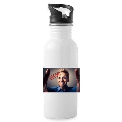 Selfy time - Water Bottle