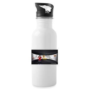 Kanalhintergrund M1Molter - Trinkflasche