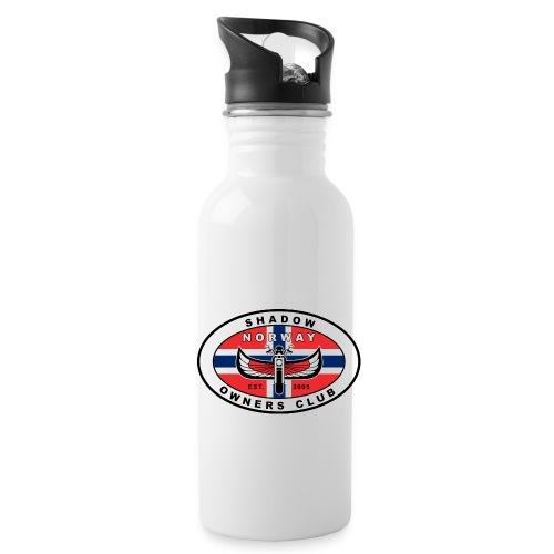 SHOC Norway Patch jpg - Drikkeflaske