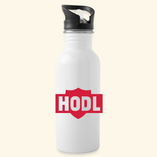 HODL TO THE MOON - Juomapullot