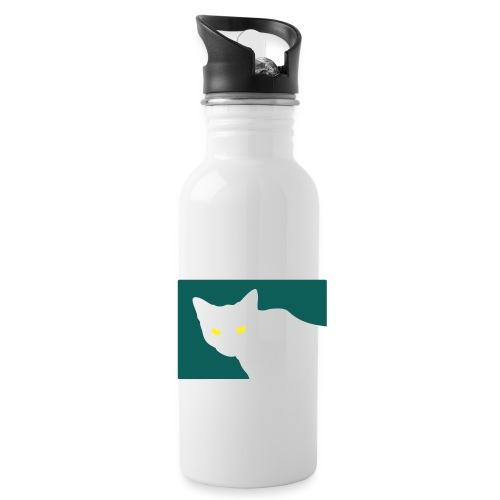 Spy Cat - Water Bottle