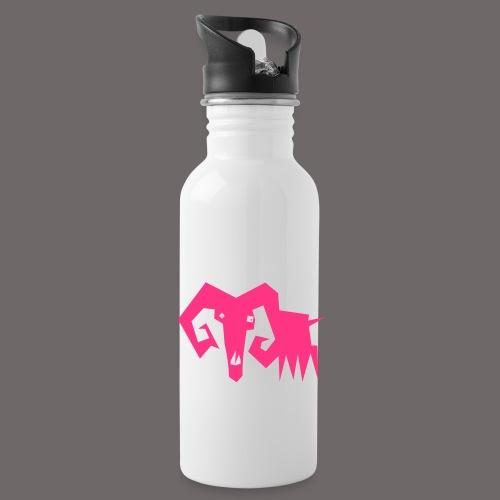 grosse ziege - Trinkflasche