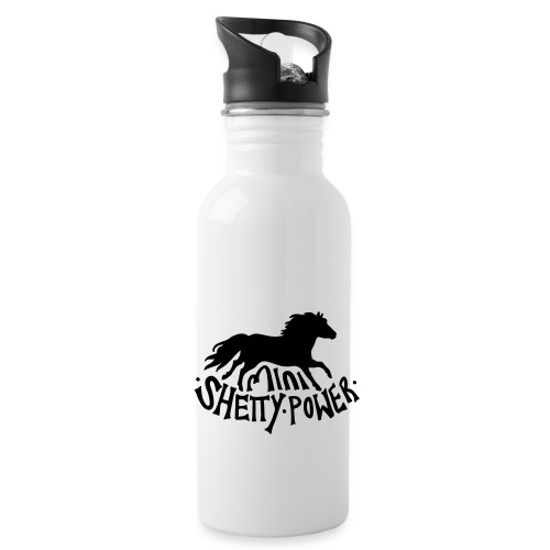 Shetty Power - Trinkflasche