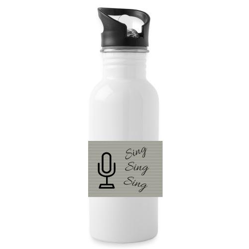 Sing Sing Sing - Water Bottle