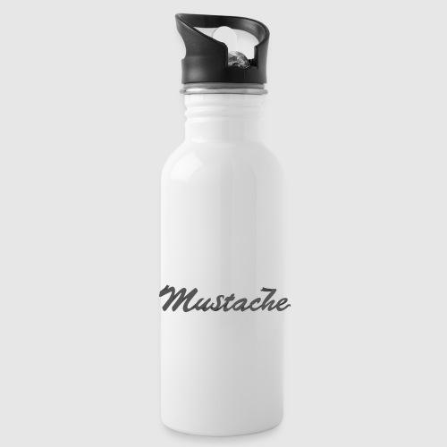 Black Lettering - Water Bottle