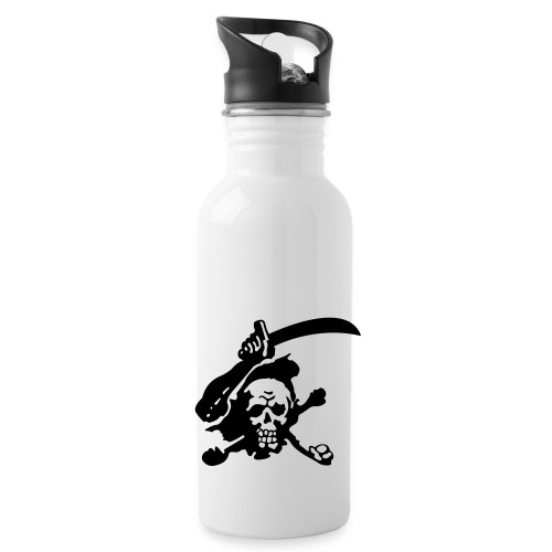 Skull Attack - Water Bottle