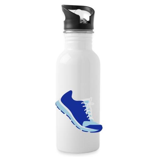Laufschuh - Trinkflasche