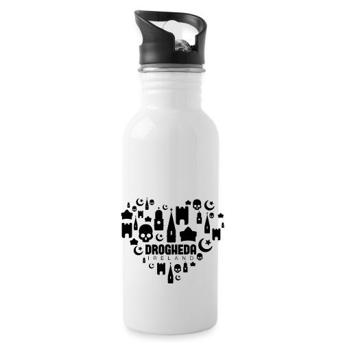 Drogheda Black - Water Bottle