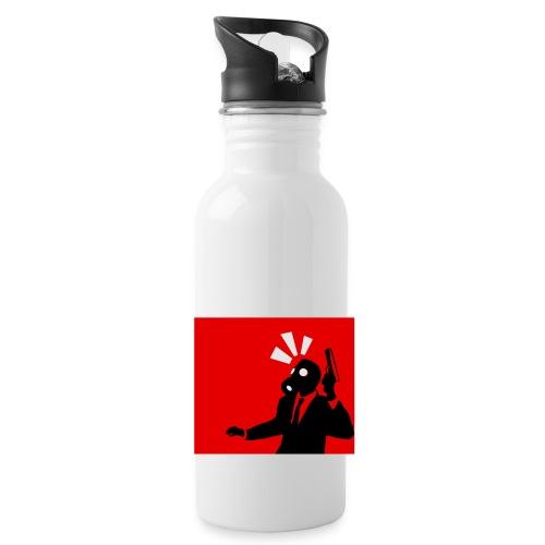 Gasmask - Water Bottle