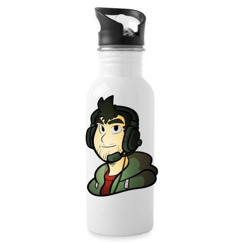 Gamer / Caster - Water Bottle