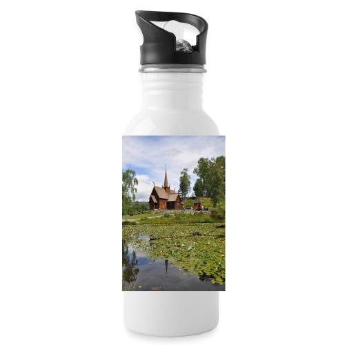 Stabkirche 2000 jpg - Trinkflasche