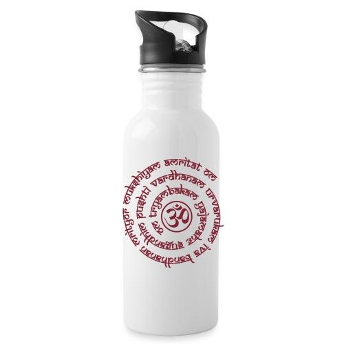Tryambakam Mantra das Mantra zur Befreiung - Trinkflasche