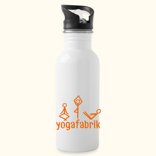 Yogafabrik - Trinkflasche
