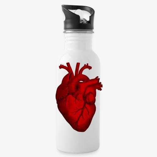 Heart - Water Bottle