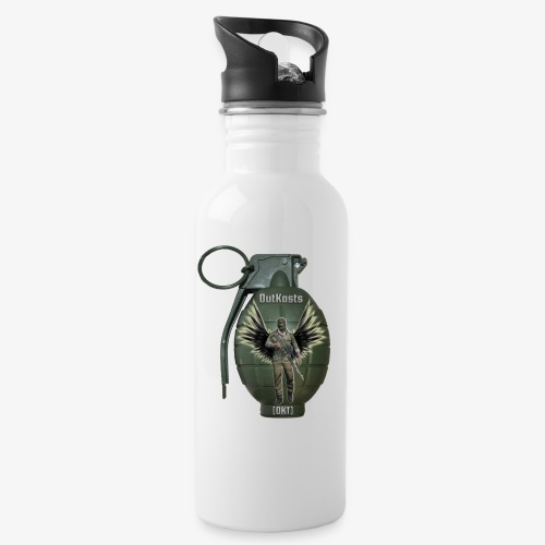 grenadearma3 png - Water Bottle