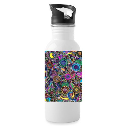 Color your life - Trinkflasche