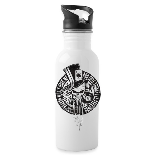 Kabes Heaven & Hell T-Shirt - Water Bottle