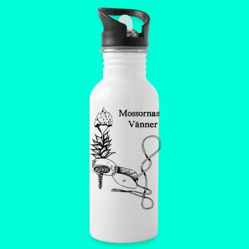 mossvanner - Vattenflaska