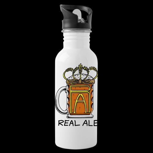 Real Ale - Water Bottle