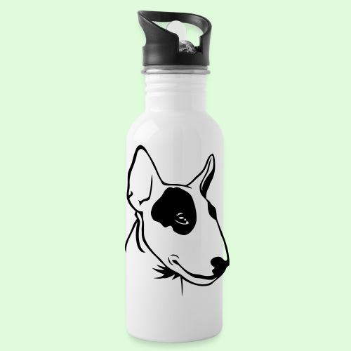 Bull Terrier - Gourde