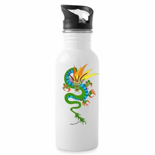 Baldrian - Trinkflasche