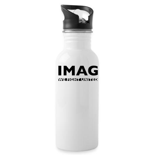 Black & White II - Trinkflasche