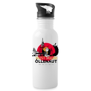 Õllenaut Must Mari - Water Bottle