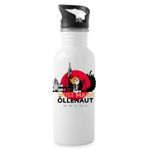 Õllenaut Must Mari - Water Bottle
