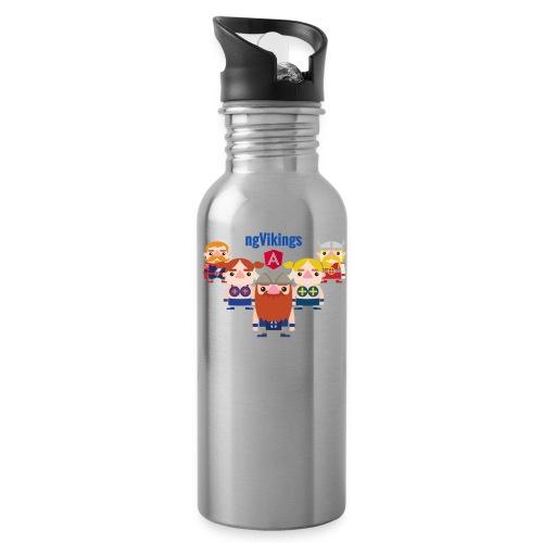 Viking Friends - Water Bottle