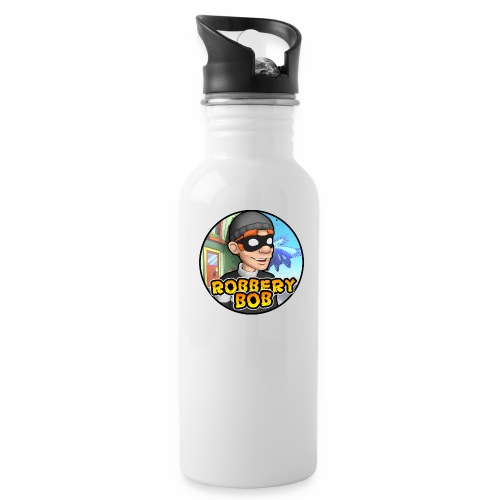 Robbery Bob Button - Water Bottle