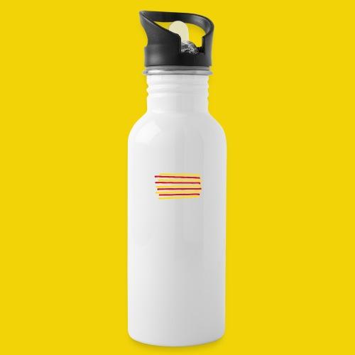 Catalonia Scratch - Water Bottle