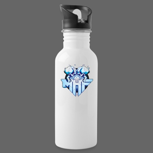 MHF New Logo - Water Bottle