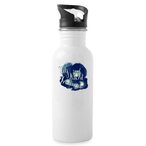 Tag- und Nachtträumerin - Trinkflasche