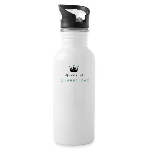 Queenofthousandox - Trinkflasche