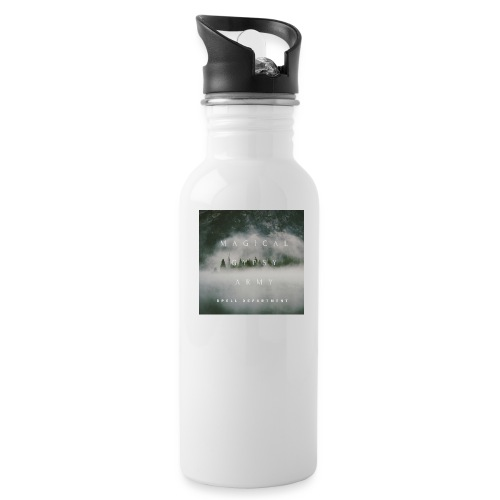 MAGICAL GYPSY ARMY SPELL - Water Bottle