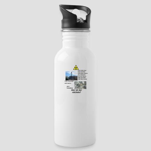 no nuclear button (German) Wer ist der Nächste? - Water Bottle