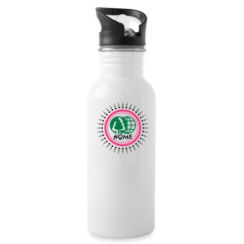 Planète home sweet home - Water Bottle