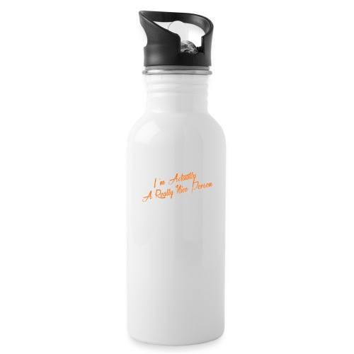 nice-person - Water Bottle