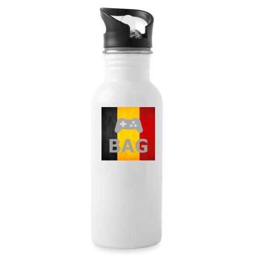BelgiumAlpha Games - Water Bottle