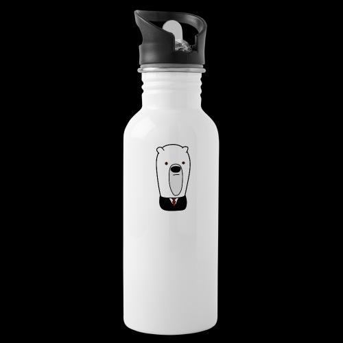 officel_polarbear_shop_logo - Drikkeflaske
