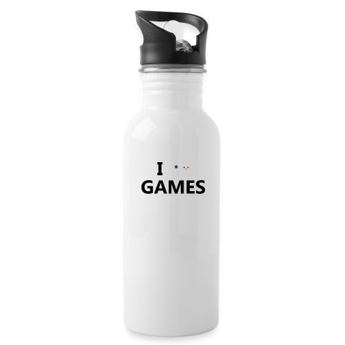 I Love Games - Cantimplora