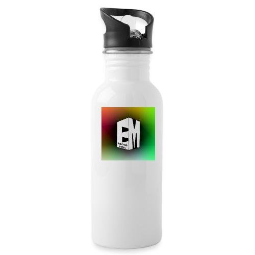 ElectroMetal_Logo - Water Bottle
