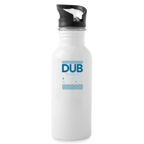 Dublin Ireland Travel - Water Bottle